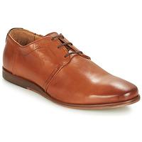 鞋子 男士 德比 André DEVILLE 棕色