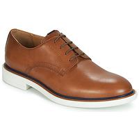 鞋子 男士 德比 André MUNICH 棕色