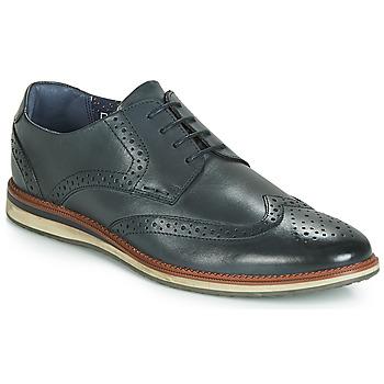 鞋子 男士 德比 André FLIPPER 蓝色