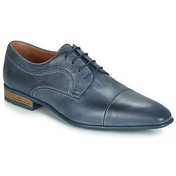 鞋子 男士 德比 André CITHARE 蓝色
