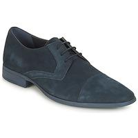 鞋子 男士 德比 André GENOVA 蓝色