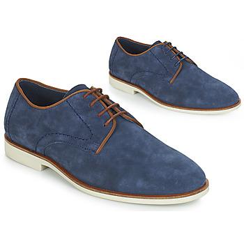 鞋子 男士 德比 André ARGENTINA 海蓝色