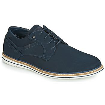 鞋子 男士 德比 André MARCEL 海蓝色