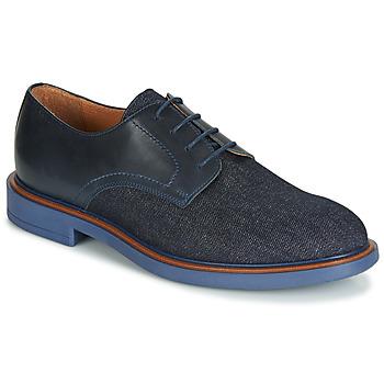 鞋子 男士 德比 André RAMEL 蓝色