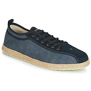 鞋子 男士 球鞋基本款 André PACO 海蓝色