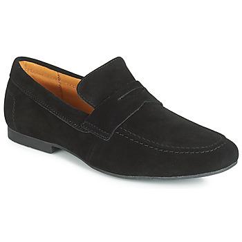 鞋子 男士 皮便鞋 André TONI 黑色