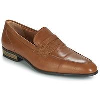 鞋子 男士 皮便鞋 André ROYAL 棕色