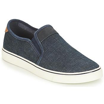 鞋子 男士 平底鞋 André CLAPAUX 藍色