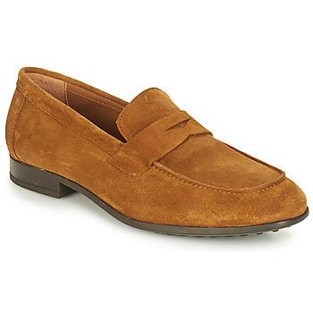 鞋子 男士 皮便鞋 André PLATEAU 棕色