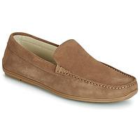鞋子 男士 皮便鞋 André BIGOLO 棕色