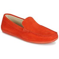 鞋子 男士 皮便鞋 André BIGOLO 橙色