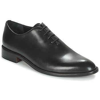 鞋子 男士 系帶短筒靴 André WILLY 黑色