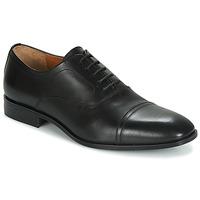 鞋子 男士 系带短筒靴 André BLINK 黑色