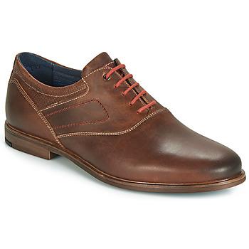 鞋子 男士 系带短筒靴 André HIMALAYA 棕色