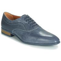 鞋子 男士 系带短筒靴 André SILVERSTONE 蓝色