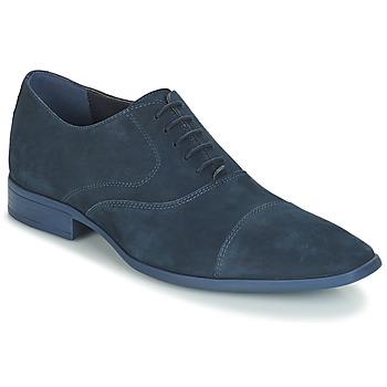 鞋子 男士 系带短筒靴 André LAMPEDUSA 蓝色