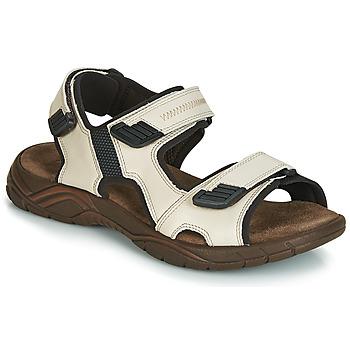 鞋子 男士 凉鞋 André MIAMI 米色