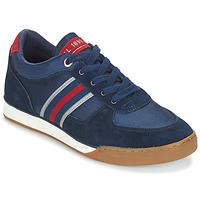 鞋子 男士 球鞋基本款 André SPEEDY 藍色