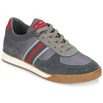 鞋子 男士 球鞋基本款 André SPEEDY 灰色