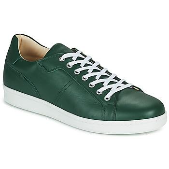 鞋子 男士 球鞋基本款 André AURELIEN 绿色