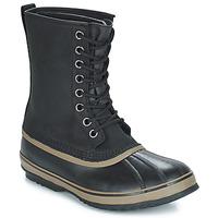 鞋子 男士 雪地靴 Sorel 1964 PREMIUM T 黑色