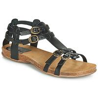 鞋子 女士 凉鞋 Kickers ANA 黑色
