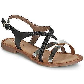 鞋子 女士 凉鞋 Kickers ETHY 黑色
