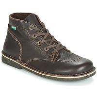 鞋子 女士 短筒靴 Kickers LEGENDIKNEW 棕色