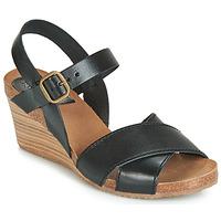 鞋子 女士 凉鞋 Kickers SALAMBO 黑色