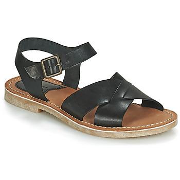 鞋子 女士 凉鞋 Kickers TILLY 黑色