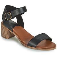 鞋子 女士 凉鞋 Kickers VOLOU 黑色