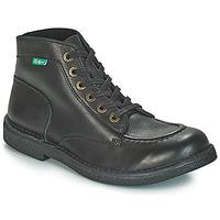 鞋子 男士 短筒靴 Kickers KICKSTONER 黑色