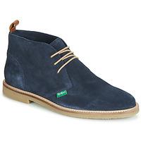 鞋子 男士 短筒靴 Kickers TYL 海蓝色