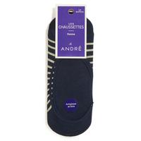 紡織配件 女士 短筒襪 André NINON 海藍色