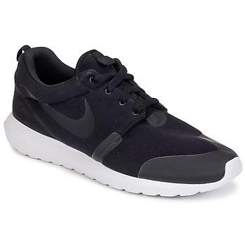鞋子 男士 球鞋基本款 Nike 耐克 ROSHE RUN 黑色