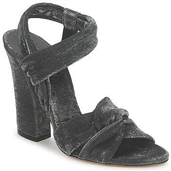 鞋子 女士 凉鞋 Casadei 卡萨蒂 1166N122 黑色