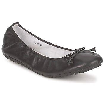 鞋子 女士 平底鞋 Mac Douglas ELIANE 黑色