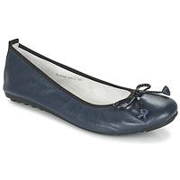 鞋子 女士 平底鞋 Mac Douglas ELIANE 海藍色