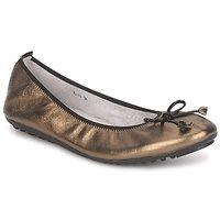 鞋子 女士 平底鞋 Mac Douglas ELIANE 古銅色 / 黑色 / Verni