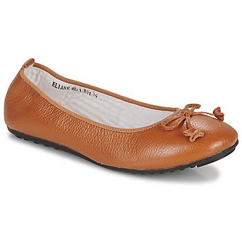 鞋子 女士 平底鞋 Mac Douglas ELIANE 栗子色