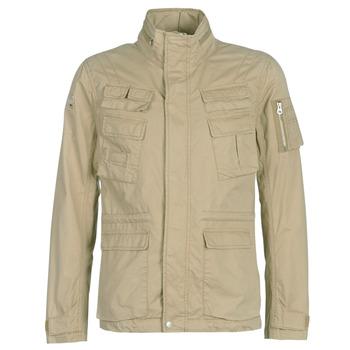 衣服 男士 夹克 Schott CRAIG 19 米色