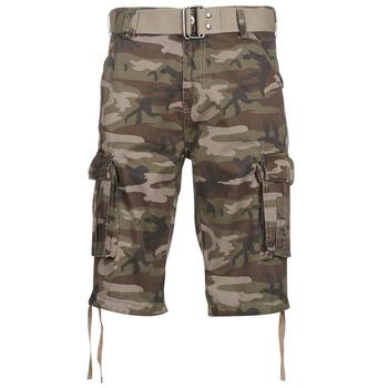衣服 男士 短裤&百慕大短裤 Schott TR RANGER 奶油色
