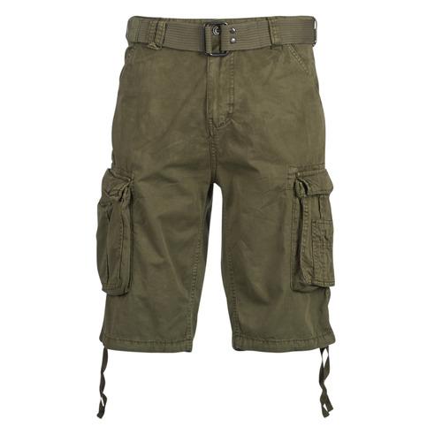衣服 男士 短裤&百慕大短裤 Schott TR RANGER 卡其色