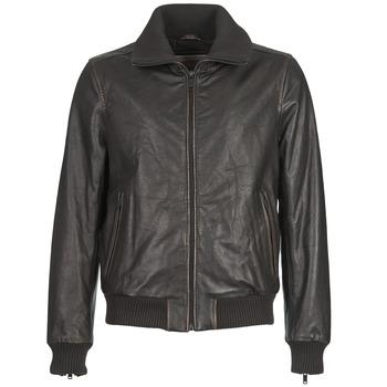 衣服 男士 皮夹克/ 人造皮革夹克 Chevignon B-THIAGO 棕色