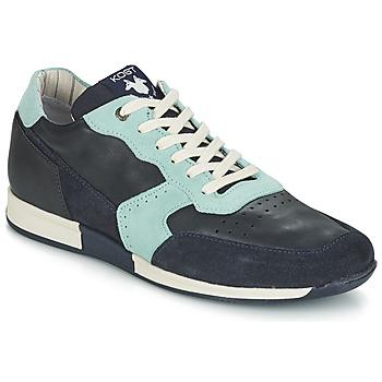 鞋子 男士 球鞋基本款 Kost HOOPAR 蓝色