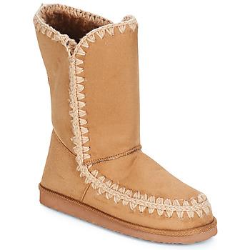 鞋子 女士 都市靴 Les P'tites Bombes NATHALIE 驼色