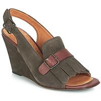 鞋子 女士 凉鞋 Chie Mihara  灰色