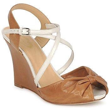 鞋子 女士 凉鞋 Paul & Joe MYRTI 驼色 / 浅米色