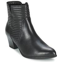 鞋子 女士 短靴 Gabor 嘉宝 ABENBERG 黑色
