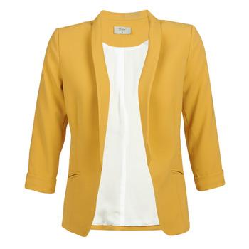 衣服 女士 外套/薄款西服 Betty London IOUPA 黃色